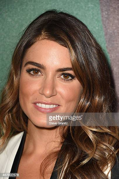 Actress Nikki Reed attends Variety's 2014 Power of Women Event in LA presented by Lifetime at the Beverly Wilshire Four Seasons Hotel on October 10...