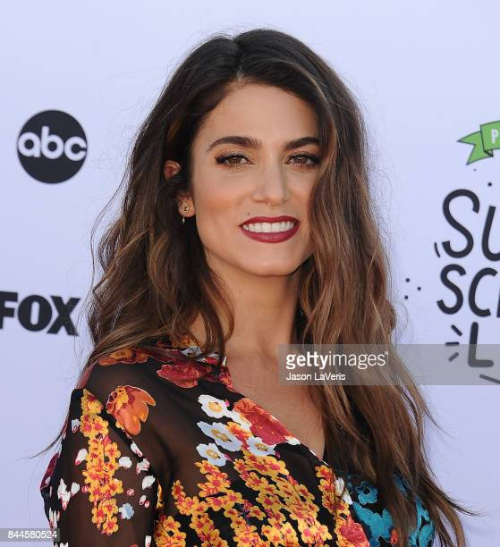 Actress Nikki Reed attends XQ Super School Live at The Barker Hanger on September 8 2017 in Santa Monica California