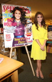 Actress Nikki Reed promotes the latest Seventeen Magazine cover at Barnes Noble Country Glen Center on November 17 2011 in Carle Place New York