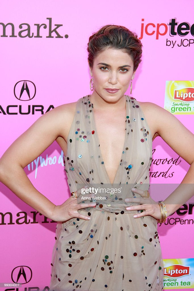 Actress Nikki Reed wears Simon G Jewelry at the 2010 Hollywood Life Young Hollywood Awards on May 13, 2010 in Los Angeles, California.