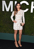 Actress Nina Dobrev attends Claiborne Swanson Frank's Young Hollywood book launch hosted by Michael Kors at Private Residence on October 2 2014 in...