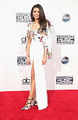 Actress Nina Dobrev attends the 2015 American Music Awards at Microsoft Theater on November 22 2015 in Los Angeles California