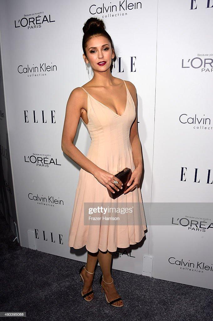 22nd Annual ELLE Women In Hollywood Awards - David Yurman