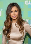 Actress Nina Dobrev attends The CW Network's New York 2012 Upfront at New York City Center on May 17 2012 in New York City