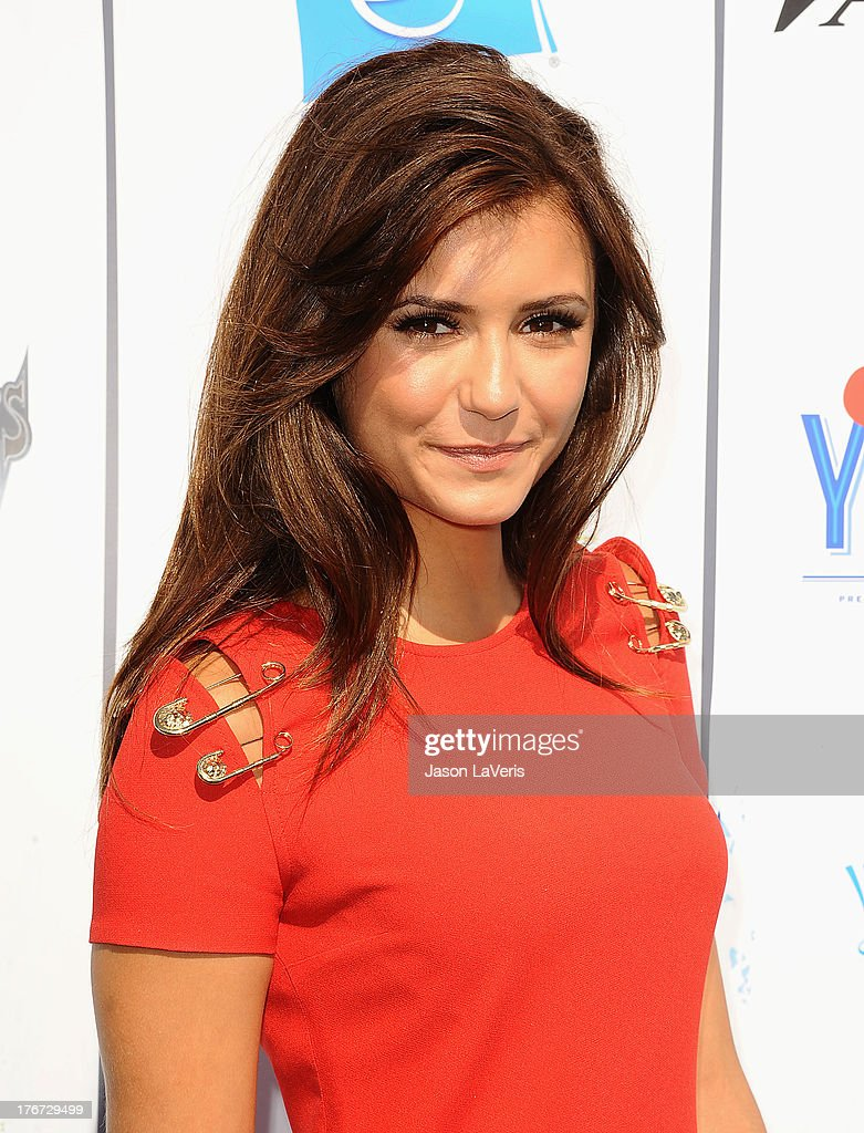 Actress Nina Dobrev attends Variety's 7th annual Power of Youth event at Universal Studios Hollywood on July 27, 2013 in Universal City, California.