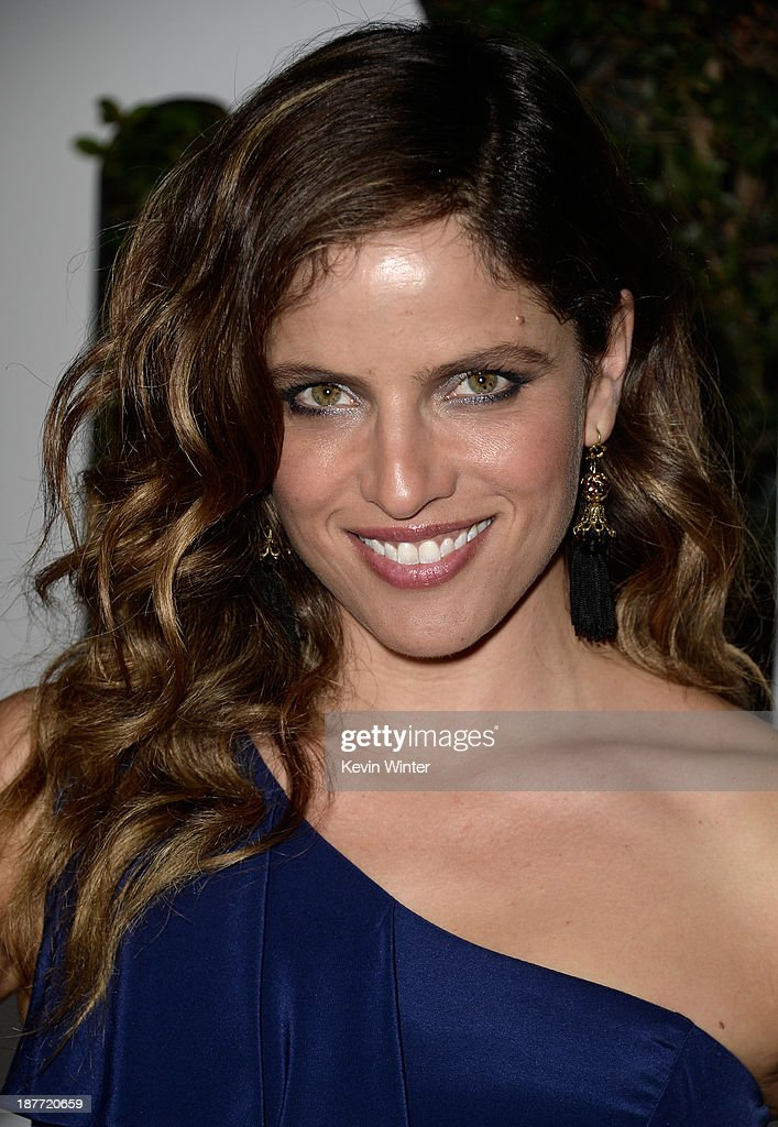 Actress <a gi-track='captionPersonalityLinkClicked' href=/galleries/search?phrase=Noa+Tishby&family=editorial&specificpeople=226824 ng-click='$event.stopPropagation()'>Noa Tishby</a> arrives for the premiere of The Weinstein Company's 'Mandela: Long Walk To Freedom' at ArcLight Cinemas on November 11, 2013 in Hollywood, California.