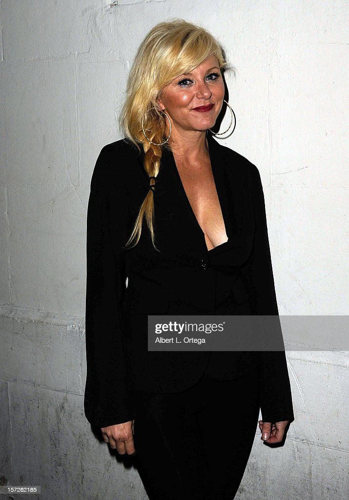 Actress Noel Thurman attends the Birthday Party for Model/actress Chanel Ryan also celebrating the release of 'Bad Kids Go To Hell' held at Eden on November 30, 2012 in Hollywood, California.