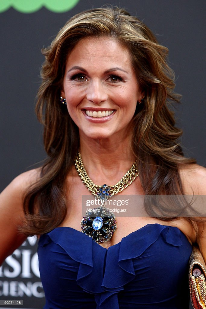 Actress Noelle Beck arrives at the 36th Annual Daytime Emmy Awards at The Orpheum Theatre on August 30, 2009 in Los Angeles, California.