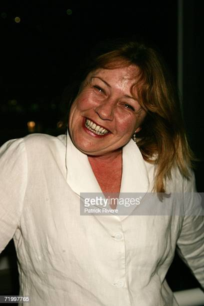 Actress Noni Hazlehurst attends the party for the Sydney Theatre Company's 2007 Season Launch at Walsh Bay on September 26 2006 in Sydney Australia