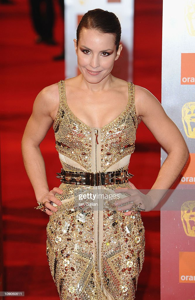 Actress <a gi-track='captionPersonalityLinkClicked' href=/galleries/search?phrase=Noomi+Rapace&family=editorial&specificpeople=4522889 ng-click='$event.stopPropagation()'>Noomi Rapace</a> attends the 2011 Orange British Academy Film Awards at The Royal Opera House on February 13, 2011 in London, England.