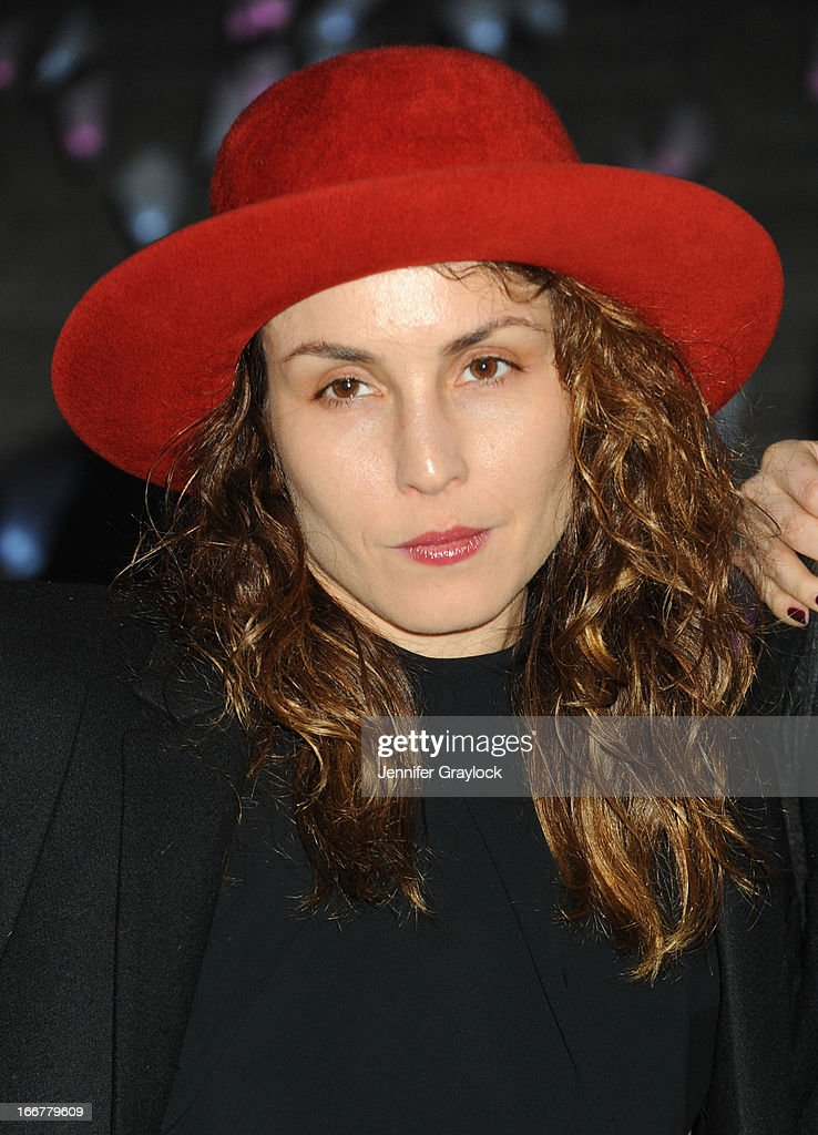 Actress Noomi Rapace attends the Vanity Fair Party 2013 Tribeca Film Festival Opening Night Party held at the New York State Supreme Courthouse on April 16, 2013 in New York City.