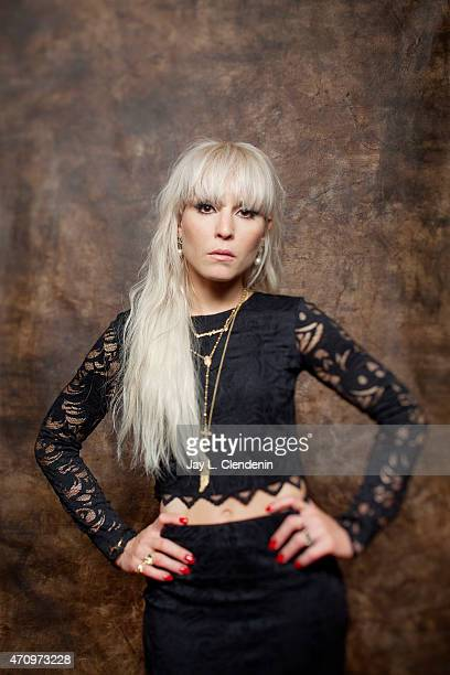 Actress Noomi Rapace is photographed for Los Angeles Times on September 5 2014 in Toronto Ontario PUBLISHED IMAGE CREDIT MUST READ Jay L...