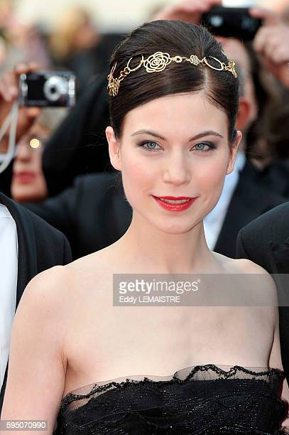 Actress Nora Von Waldstaetten at the premiere of Poetry during the 63rd Cannes International Film Festival