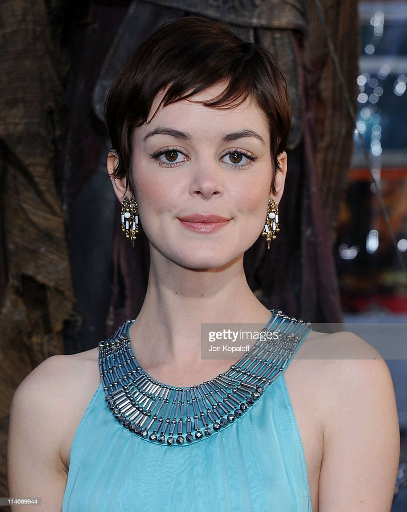 Actress Nora Zehetner arrives at the Los Angeles Premiere 'Clash Of The Titans' at Grauman's Chinese Theatre on March 31 2010 in Hollywood California