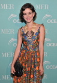 Actress Nora Zehetner attends World Ocean Day 2011 celebrated by La Mer and Oceana at Affirmation Arts on May 18 2011 in New York City