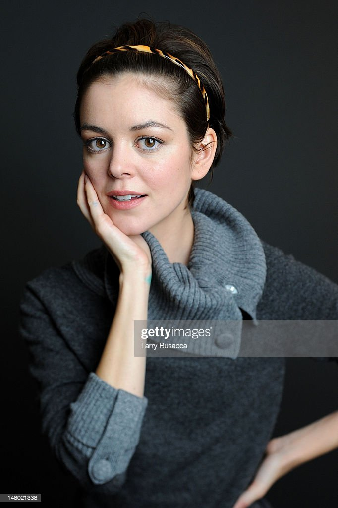 Actress Nora Zehetner poses at the Hollywood Life House on January 18 2009 in Park City Utah