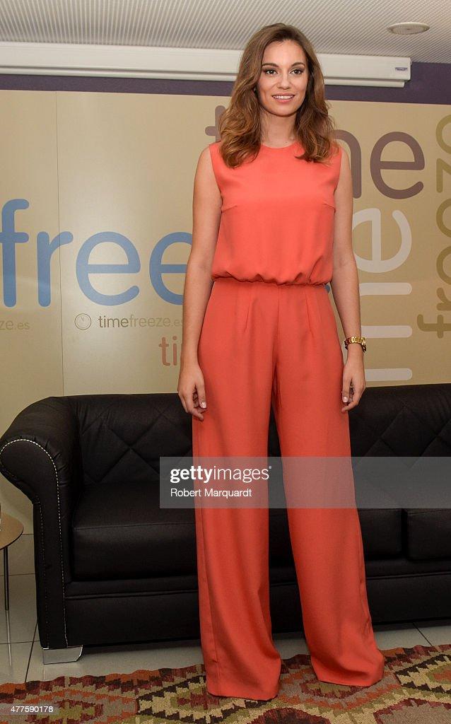 Norma Ruiz Presents Timefreeze in Barcelona