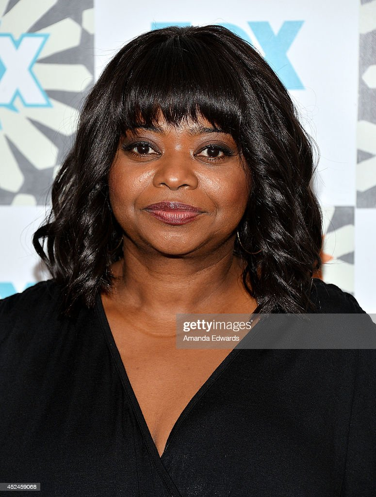 Actress <a gi-track='captionPersonalityLinkClicked' href=/galleries/search?phrase=Octavia+Spencer&family=editorial&specificpeople=2538115 ng-click='$event.stopPropagation()'>Octavia Spencer</a> arrives at the 2014 Television Critics Association Summer Press Tour - FOX All-Star Party at Soho House on July 20, 2014 in West Hollywood, California.