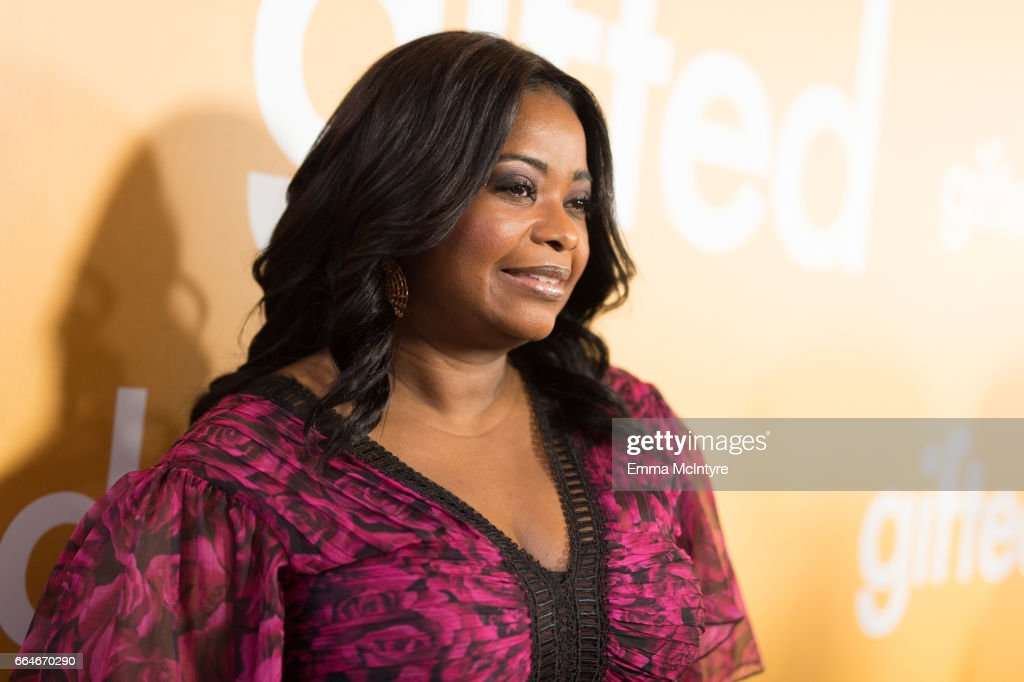 Actress Octavia Spencer arrives at the premiere of Fox Searchlight Pictures' 'Gifted' at Pacific Theaters at the Grove on April 4, 2017 in Los Angeles, California.