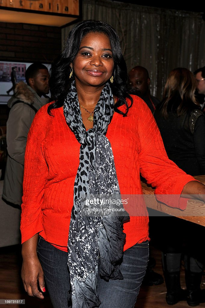 Actress Octavia Spencer attends Day 2 of Village At The Lift 2013 on January 19, 2013 in Park City, Utah.