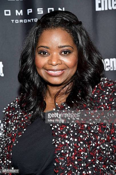 Actress Octavia Spencer attends Entertainment Weekly's Toronto Must List party at the Thompson Hotel on September 10 2016 in Toronto Canada