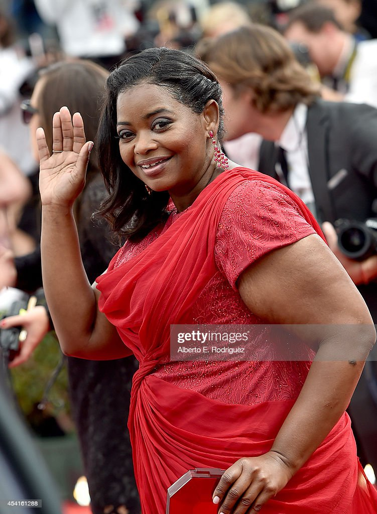 Actress Octavia Spencer attends the 66th Annual Primetime Emmy Awards held at the Nokia Theatre LA Live on August 25 2014 in Los Angeles California