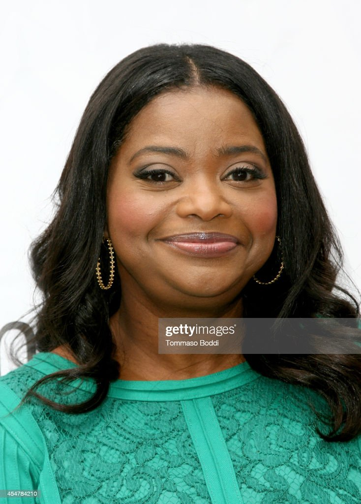 Actress Octavia Spencer attends the 'Black And White' premiere during the 2014 Toronto International Film Festival at Roy Thomson Hall on September 6...