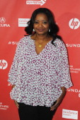 Actress Octavia Spencer attends the 'Fruitvale' premiere at The Marc Theatre during the 2013 Sundance Film Festival on January 19 2013 in Park City...