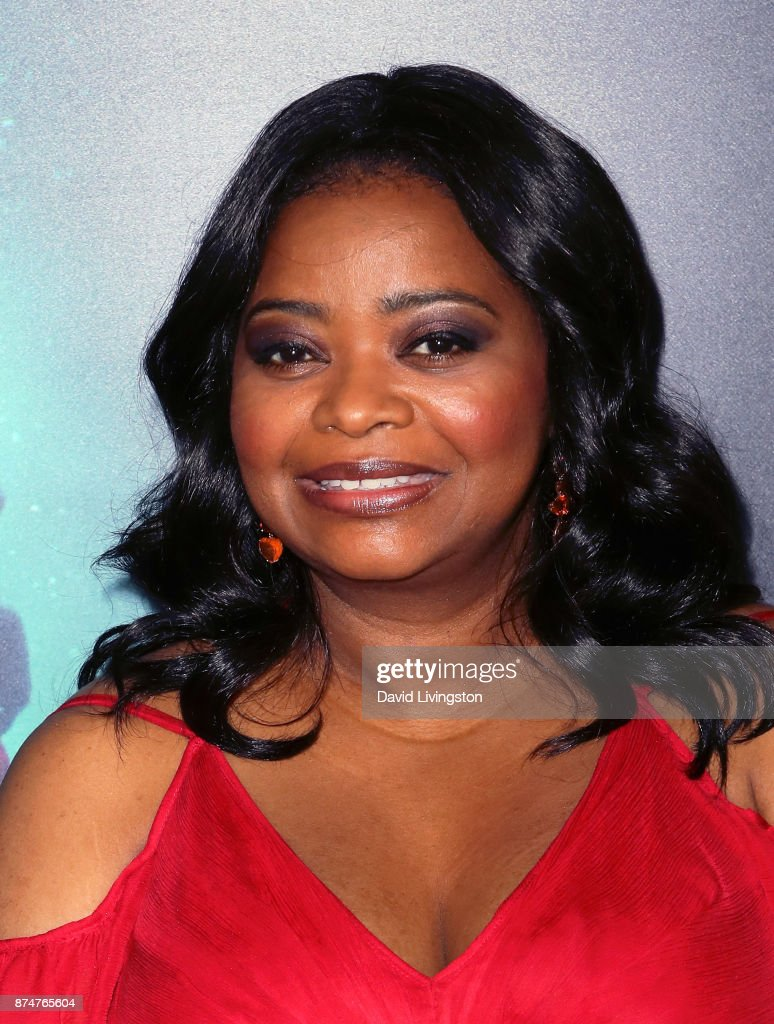 Actress Octavia Spencer attends the premiere of Fox Searchlight Pictures' 'The Shape of Water' at the Academy of Motion Picture Arts and Sciences on November 15, 2017 in Los Angeles, California.