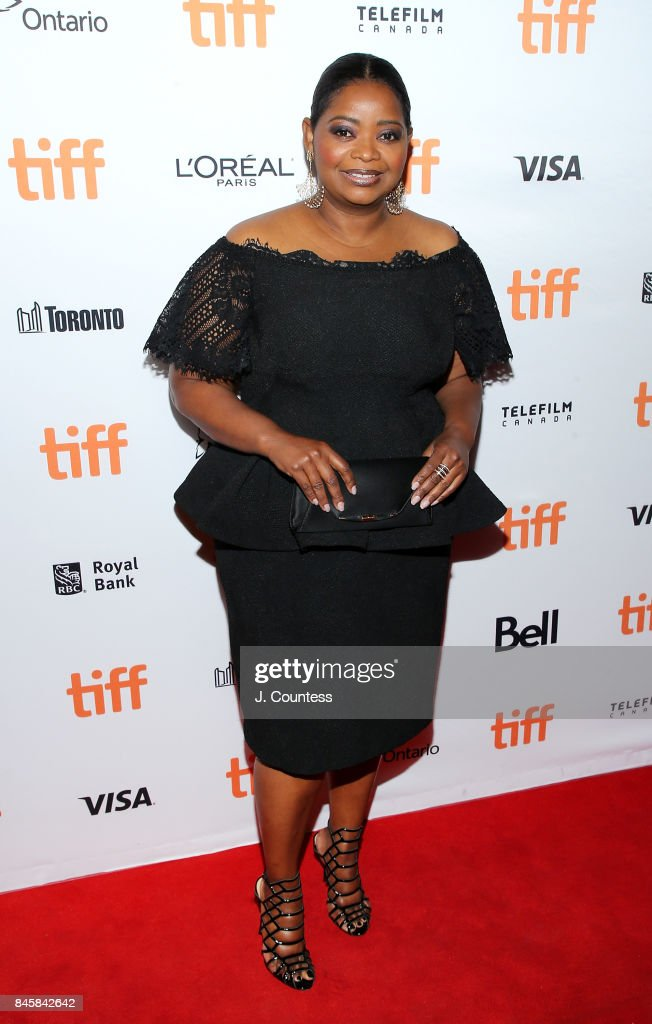 Actress Octavia Spencer attends the premiere of 'The Shape Of Water' during the 2017 Toronto International Film Festival at The Elgin on September 11, 2017 in Toronto, Canada.