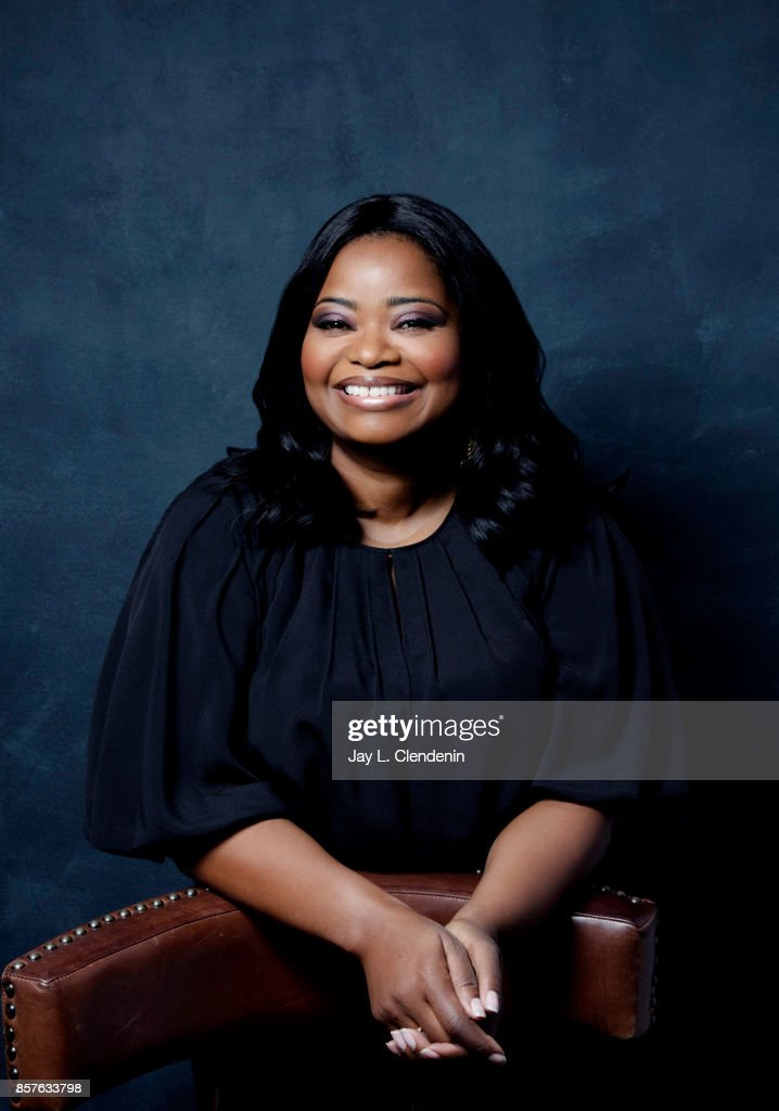 Actress Octavia Spencer from the film, 'The Shape of Water,' poses for a portrait at the 2017 Toronto International Film Festival for Los Angeles Times on September 11, 2017 in Toronto, Ontario.