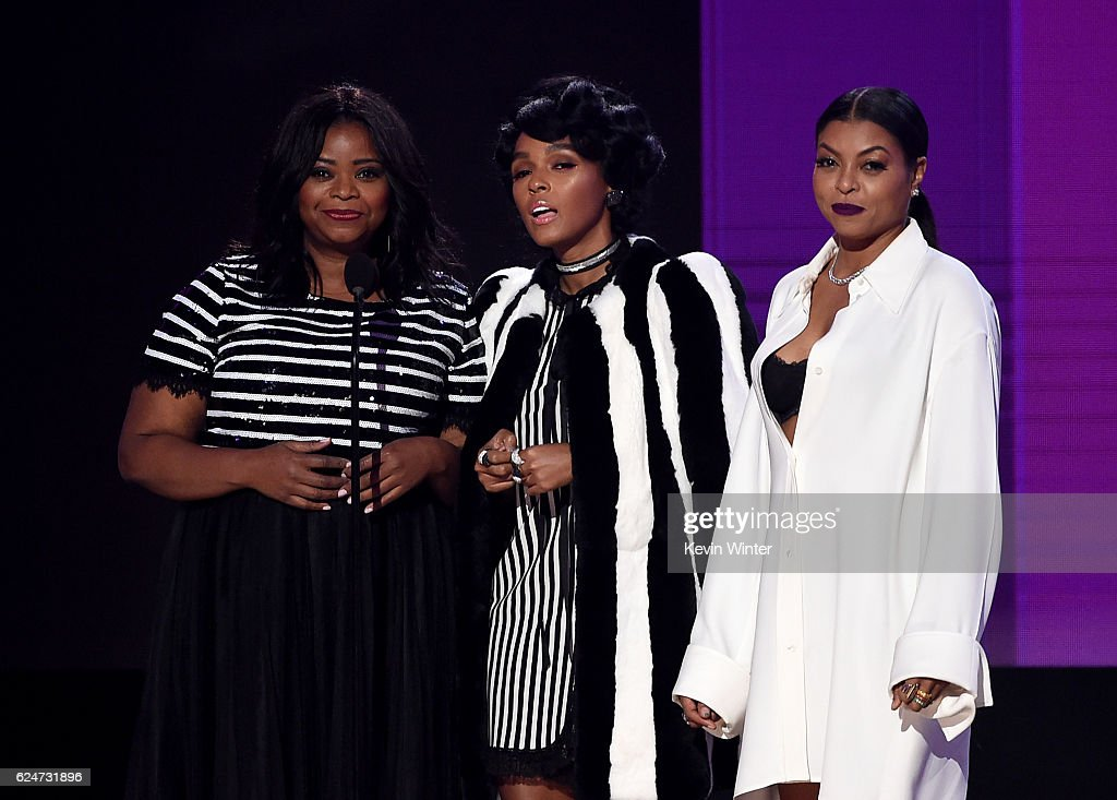 actress-octavia-spencer-singer-janelle-monae-and-actress-taraji-p-picture-id624731896