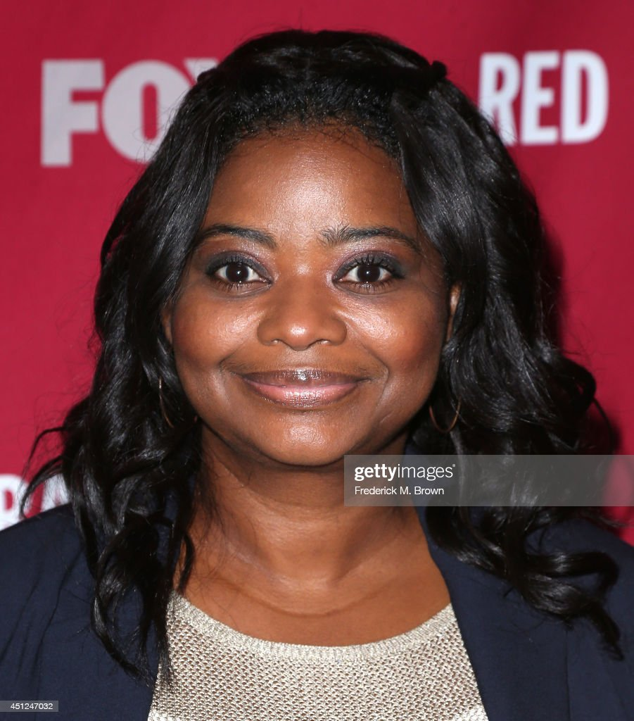 Actress <a gi-track='captionPersonalityLinkClicked' href=/galleries/search?phrase=Octavia+Spencer&family=editorial&specificpeople=2538115 ng-click='$event.stopPropagation()'>Octavia Spencer</a> speaks during Fox's New Drama 'Red Band Society' Special Screening and Q & A at the Landmark Theatre on June 25, 2014 in Los Angeles, California.
