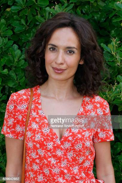 Actress of the movie 'Coexister' Amelle Chahbi attends the 10th Angouleme FrenchSpeaking Film Festival Day Five on August 26 2017 in Angouleme France