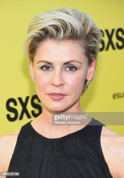 Actress Olga Dihovichnaya attends the 'Life' premiere during 2017 SXSW Conference and Festivals at the ZACH Theatre on March 18 2017 in Austin Texas