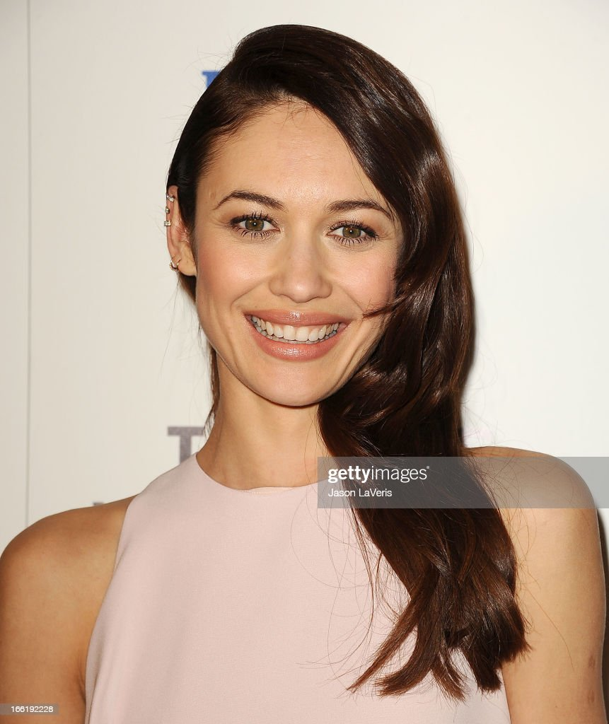 Actress Olga Kurylenko attends the premiere of 'To The Wonder' at Pacific Design Center on April 9, 2013 in West Hollywood, California.