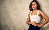 Olivia Cooke, Back Stage,