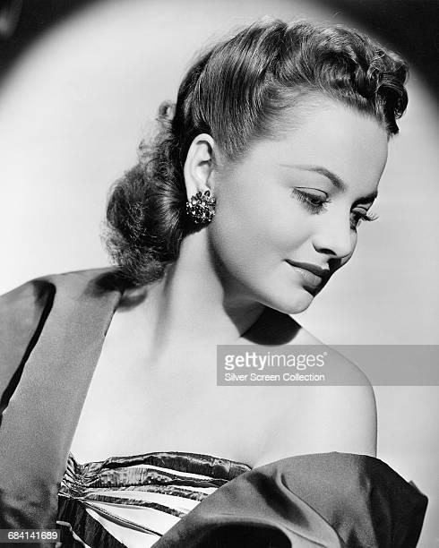 Actress Olivia de Havilland as Ellen Turner in the film 'The Male Animal' 1942