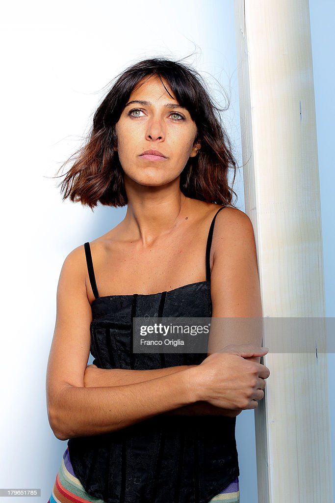 Actress Olivia Magnani, granddaughter of Italian actress Anna Magnani (1908 - 1973), poses during a Portrait Session as part of the 70th Venice International Film Festival on September 4, 2013 in Venice, Italy.