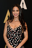 Actress Olivia Munn arrives at the Academy of Motion Picture Arts and Sciences' Scientific and Technical Awards Ceremony at the Beverly Wilshire Four...