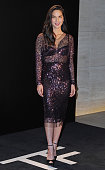 Actress Olivia Munn arrives at Tom Ford Autumn/Winter 2015 Womenswear Collection Presentation at Milk Studios on February 20 2015 in Los Angeles...