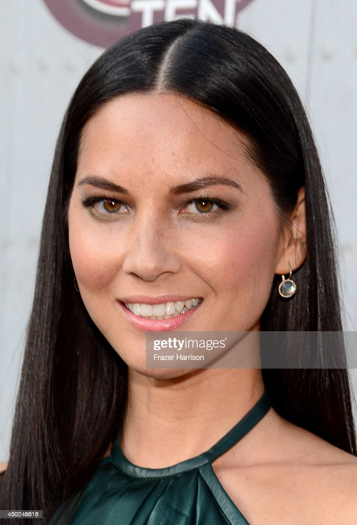 Actress Olivia Munn attends Spike TV's 'Guys Choice 2014' at Sony Pictures Studios on June 7, 2014 in Culver City, California.