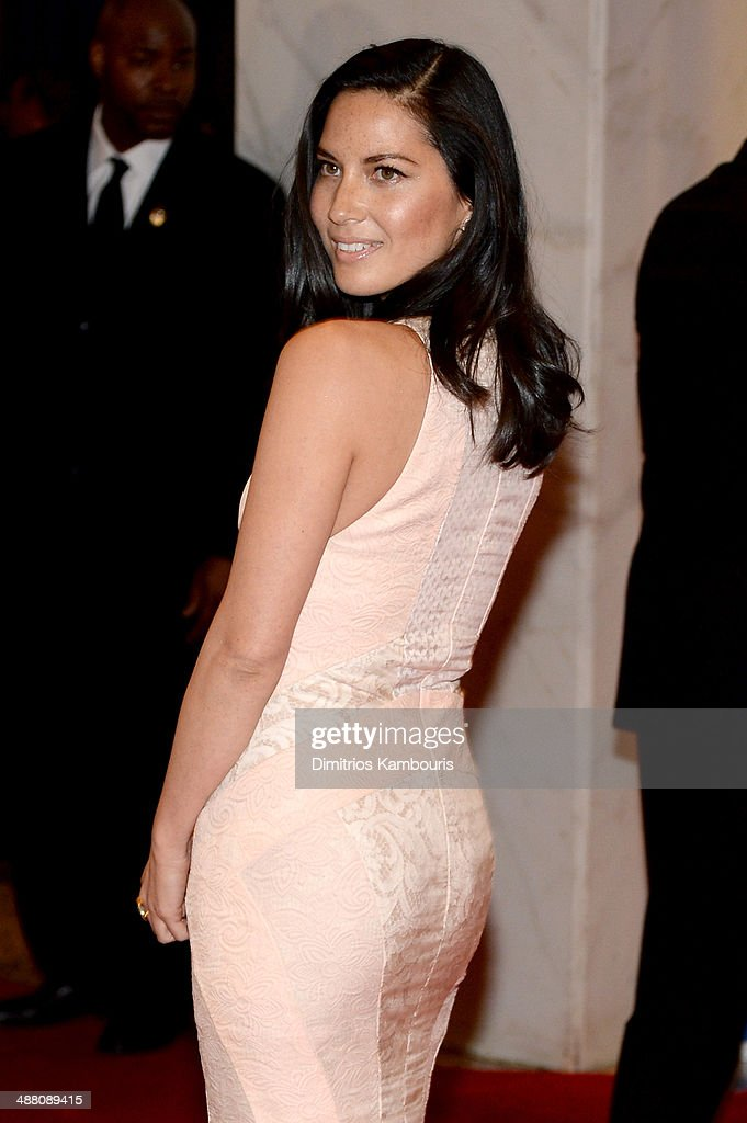 Actress Olivia Munn attends the 100th Annual White House Correspondents' Association Dinner at the Washington Hilton on May 3, 2014 in Washington, DC.