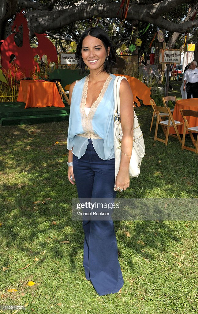 Actress Olivia Munn attends the 22nd Annual Time for Heroes Celebrity Picnic sponsored by Disney to benefit the Elizabeth Glaser Pediatric AIDS Foundation at Wadsworth Theater on the Veteran Administration Lawn on June 12, 2011 in Los Angeles, California.