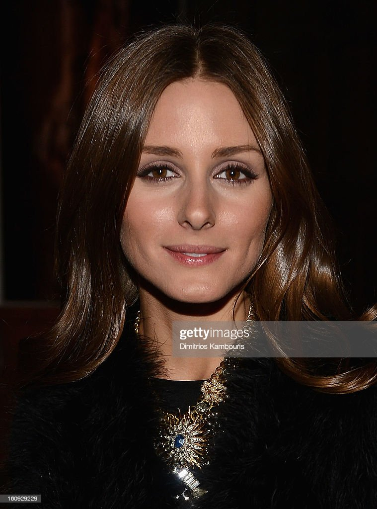 Actress Olivia Palermo attends the La Perla After Party Hosted By DeLeon Tequila at The Electric Room on February 7, 2013 in New York City.