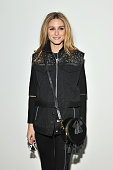 Actress Olivia Palermo attends the Rebecca Minkoff Fall 2016 fashion show during New York Fashion Week The Shows at The Gallery Skylight at Clarkson...