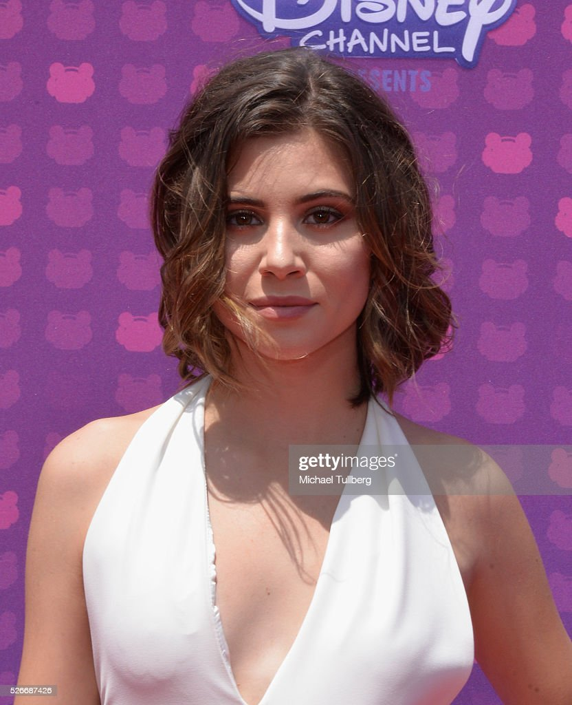 Actress Olivia Stuck attends the 2016 Radio Disney Music Awards at Microsoft Theater on April 30, 2016 in Los Angeles, California.