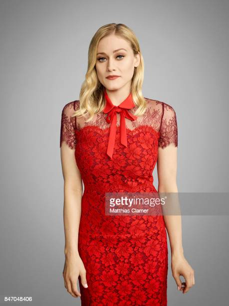 Actress Olivia Taylor Dudley from 'The Magicians' is photographed for Entertainment Weekly Magazine on July 23 2016 at Comic Con in the Hard Rock...