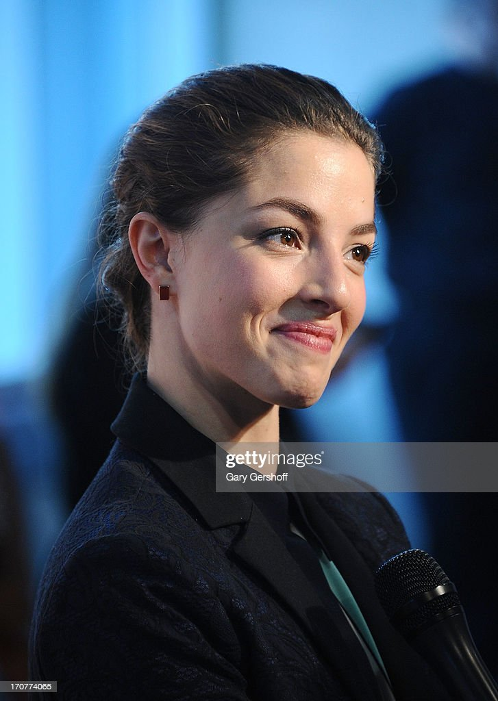 Actress <a gi-track='captionPersonalityLinkClicked' href=/galleries/search?phrase=Olivia+Thirlby&family=editorial&specificpeople=669904 ng-click='$event.stopPropagation()'>Olivia Thirlby</a> attends TrevorLIVE New York at Pier Sixty at Chelsea Piers on June 17, 2013 in New York City.