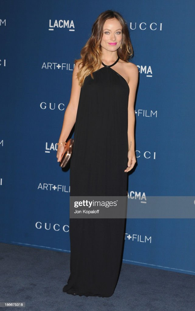 Actress <a gi-track='captionPersonalityLinkClicked' href=/galleries/search?phrase=Olivia+Wilde&family=editorial&specificpeople=235399 ng-click='$event.stopPropagation()'>Olivia Wilde</a> arrives at LACMA 2013 Art + Film Gala at LACMA on November 2, 2013 in Los Angeles, California.